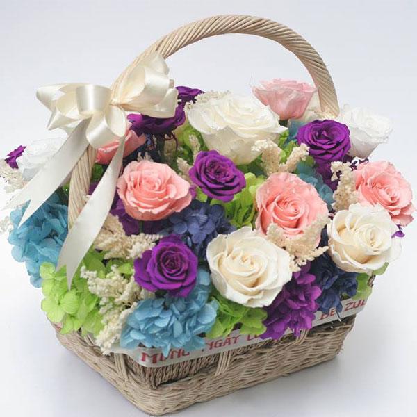 Những ý tưởng độc đáo cho việc trang trí hoa