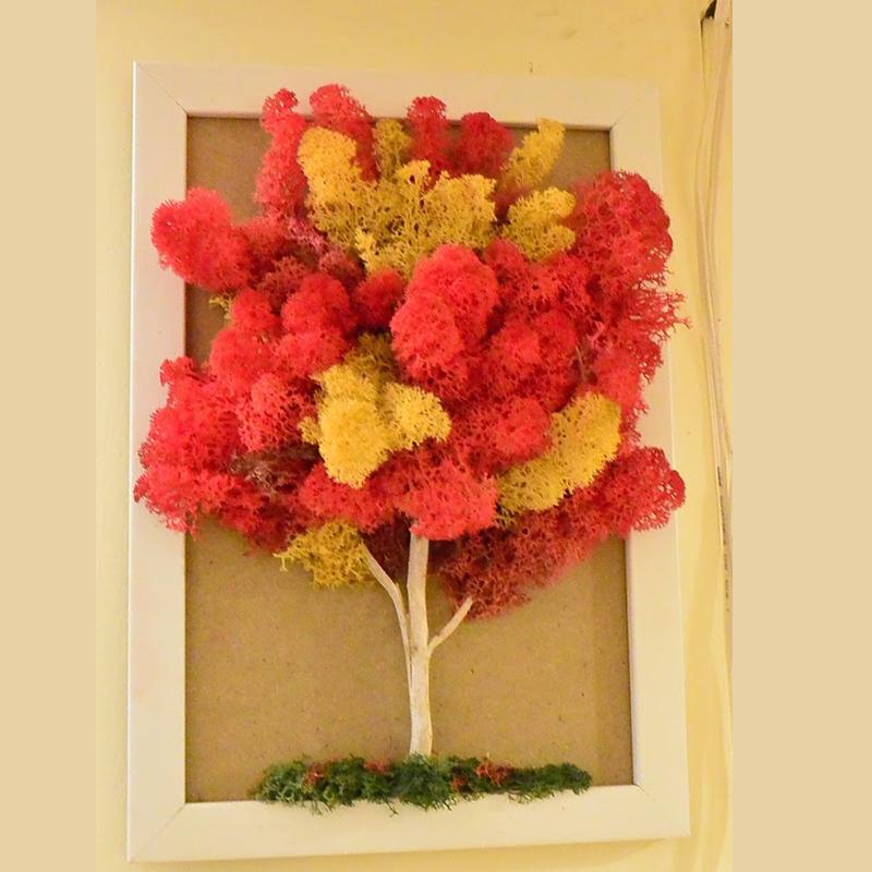 Tranh hoa 3D - mẫu 6